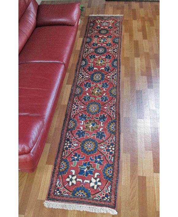 ペルシャ絨毯、細長サイズ