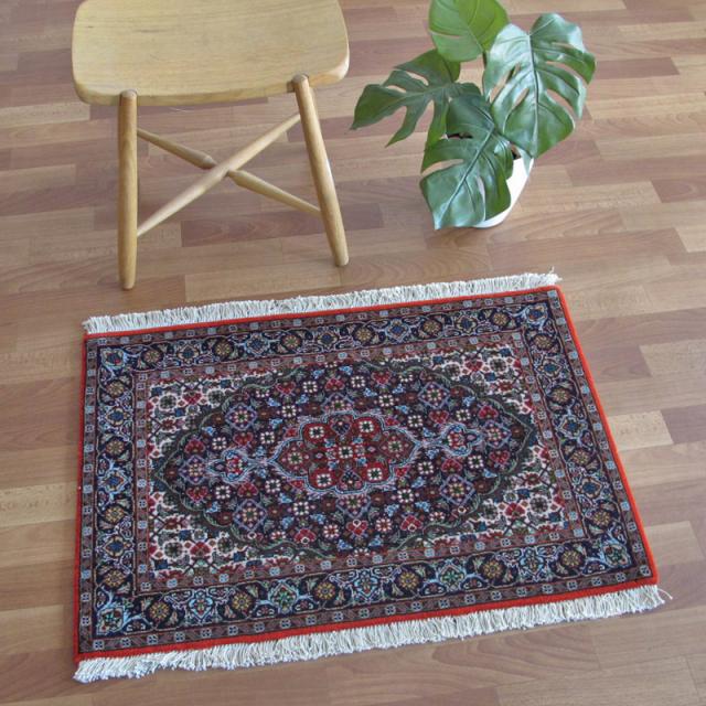 ペルシャ絨毯、玄関マットサイズ