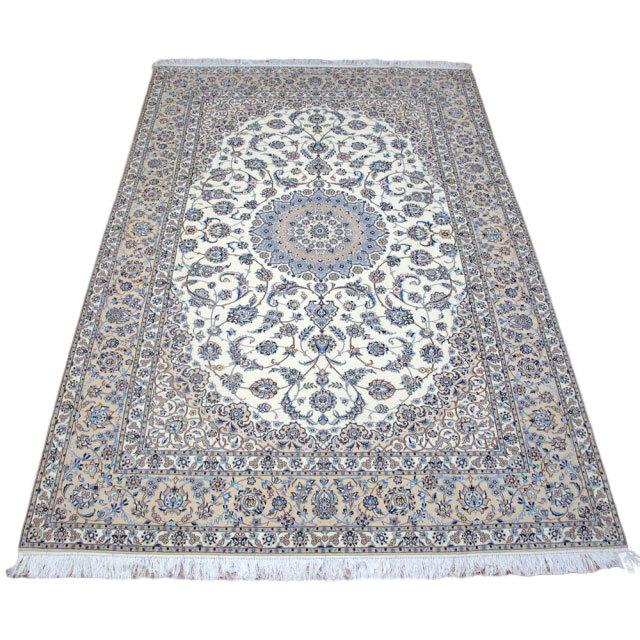 【キャンペーン割】ペルシャ絨毯ナイン・ハビビアン 312×201cm(FX-18-6)