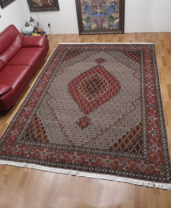 ペルシャ絨毯・タブリーズ 特大ルームサイズ
