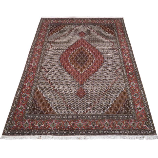 【キャンペーン割】ペルシャ絨毯タブリーズ 347×251cm(FX-20201)