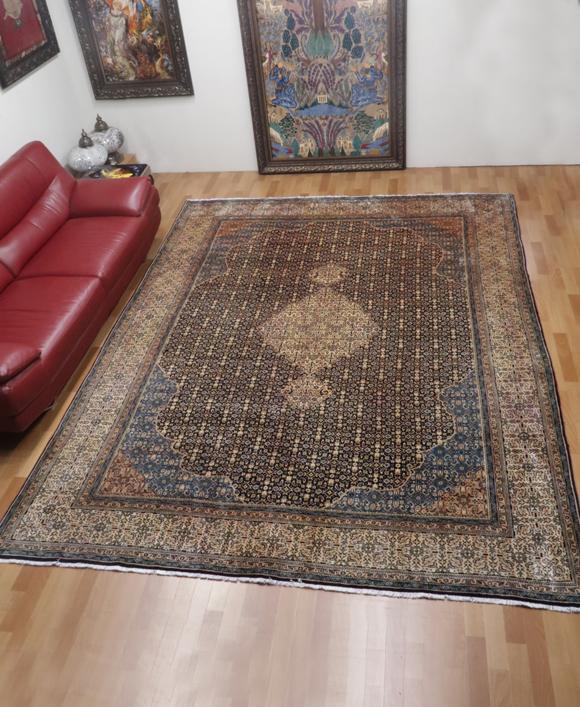 ペルシャ絨毯・サルーク 特大ルームサイズ