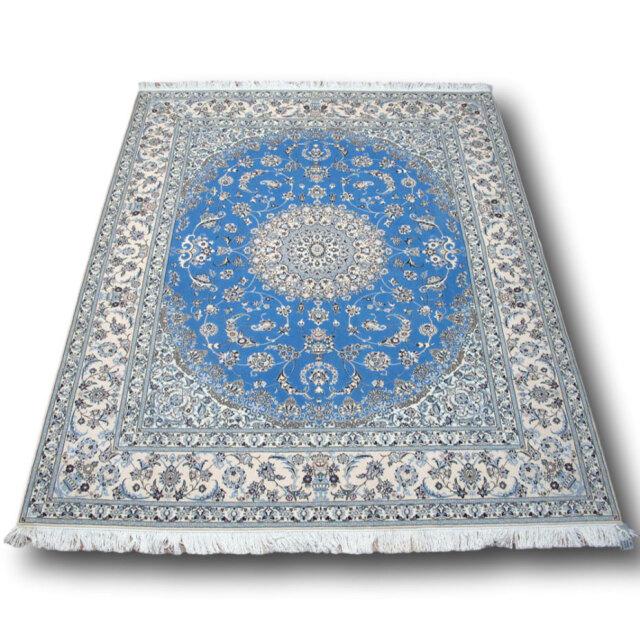 【キャンペーン割】ペルシャ絨毯ナイン・ハビビアン 255×205cm(FX-203-6)