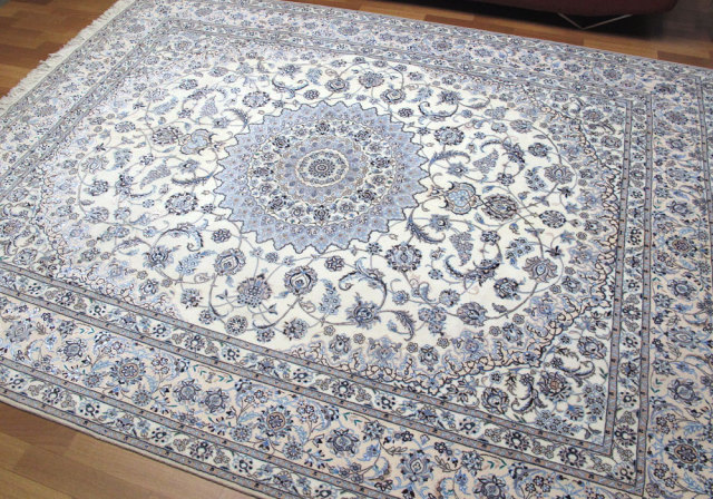 ペルシャ絨毯、特大サイズ