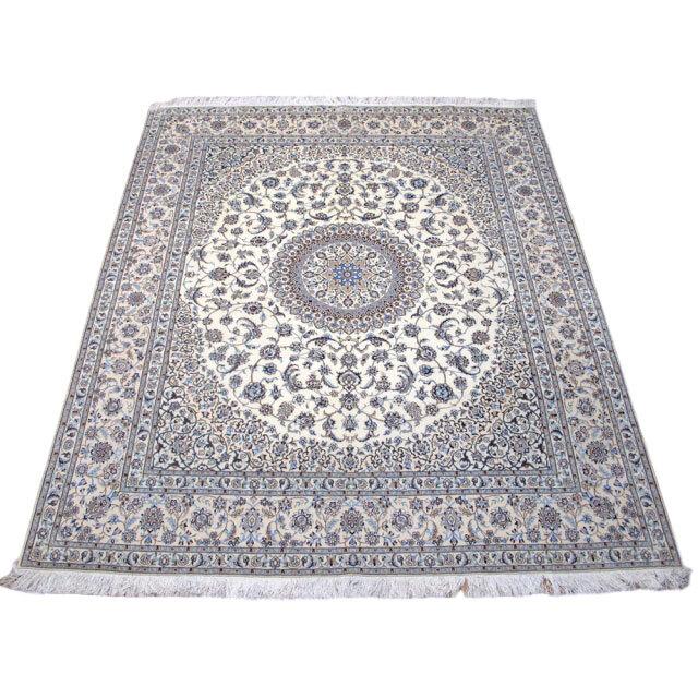 ペルシャ絨毯ナイン・ハビビアン 261×214cm(FX-296-6)