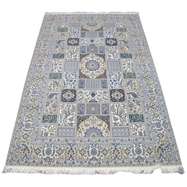 【キャンペーン割】ペルシャ絨毯ナイン・ハビビアン 326×205cm(FX-366-6)