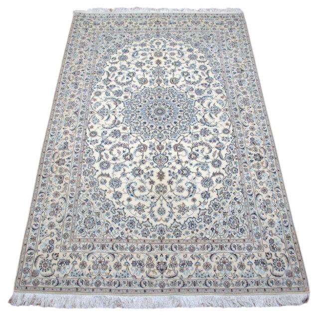 【キャンペーン割】ペルシャ絨毯ナイン・ハビビアン 262×163cm(FX-44-6)