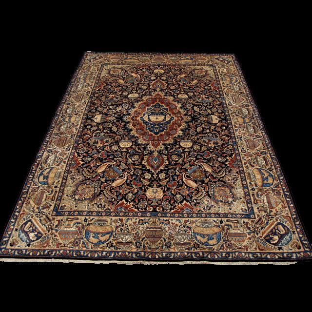 ペルシャ絨毯・カシュマール400×300cm(FX-030)
