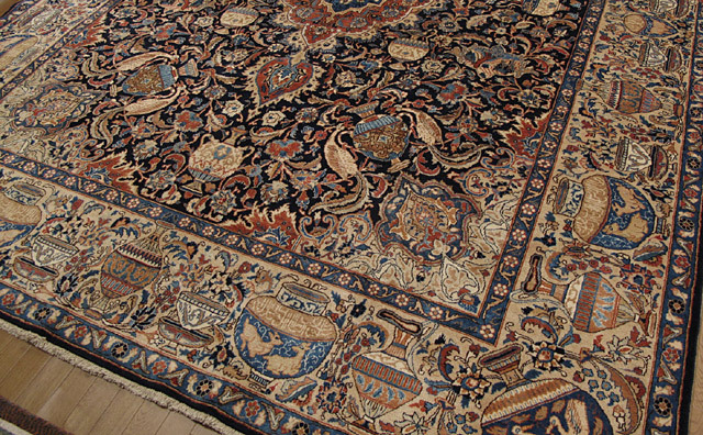 ペルシャ絨毯、ルームサイズ(特大)