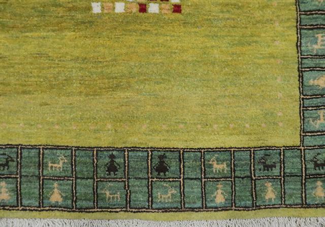 ホシナマイ・ギャッベ(ギャベ)、玄関マットサイズ