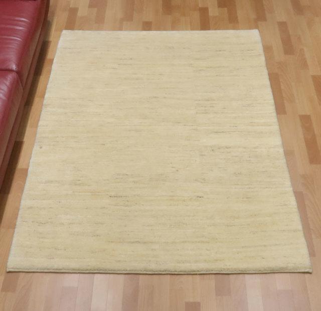 ギャッベ/シェカルー(ゾランヴァリ)細かめのしなやかな織 197×146cm(ZL-9201244)