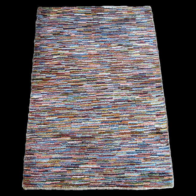 ギャッベ/アマレ、細かな上質ランク 120×78cm(ZS-1029)