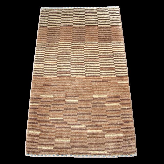 ギャッベ/アマレ、細かな上質ランク 116×68cm(ZS-1202)