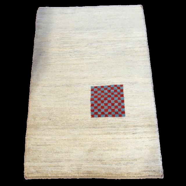 ギャッベ/アマレ、細かな上質ランク 120×78cm(ZS-1302)