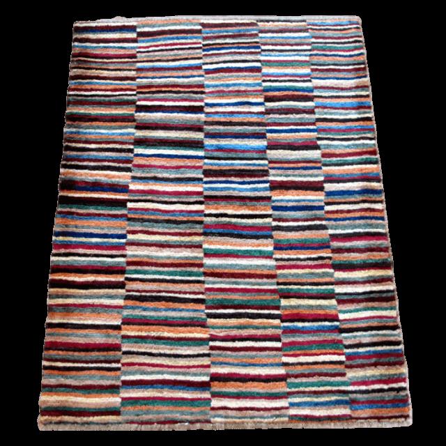 ギャッベ/アマレ、細かな上質ランク 120×85cm(ZS-1305)