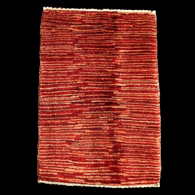 ギャッベ/アマレ、細かな上質ランク 80×54cm(ZSS-669)