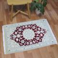 ペルシャ絨毯ナイン産、玄関マット