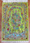 ペルシャ絨毯クムシルク、シラズィ