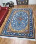 【値下げ】ペルシャ絨毯イスファハン・アブドルレザナッスル 309×200cm(FX-77)