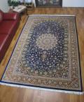 ペルシャ絨毯クムシルク