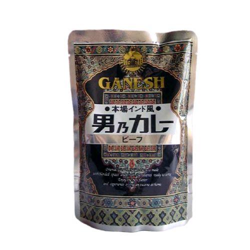 ガネーシャ男乃カレー ビーフ