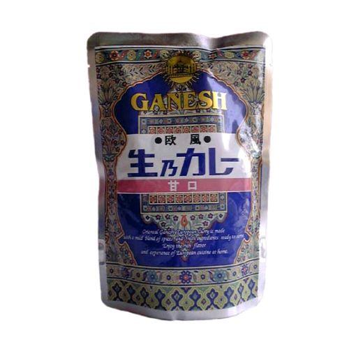 ガネーシャ生乃カレー 甘口