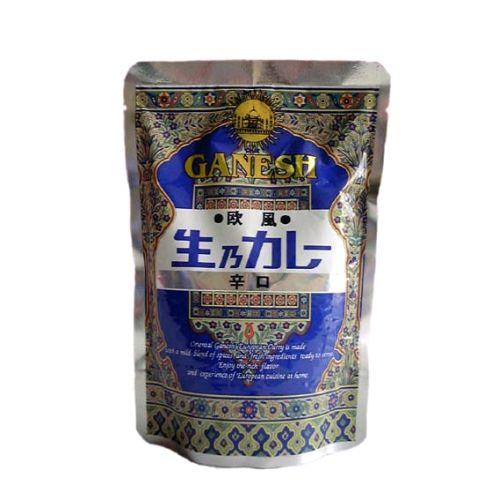 ガネーシャ生乃カレー 辛口