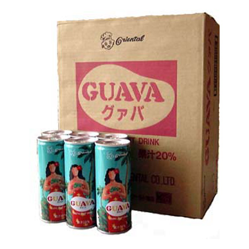 グァバ(250gX30本入)