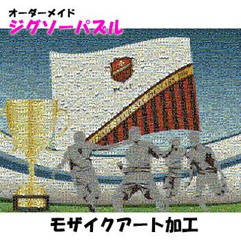 【メール便可】モザイクアート加工