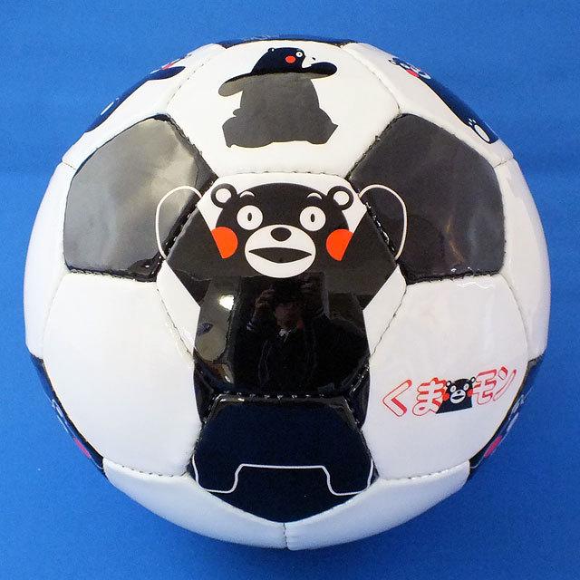 くまモンサッカーボール