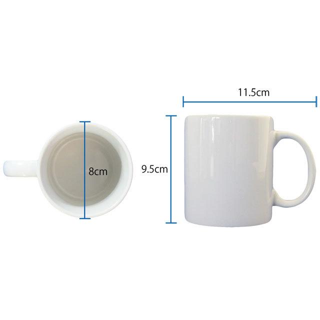 マグカップ サイズ