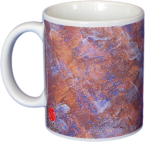 マグカップ 芸術家 深瀬綾 聖命の輝き