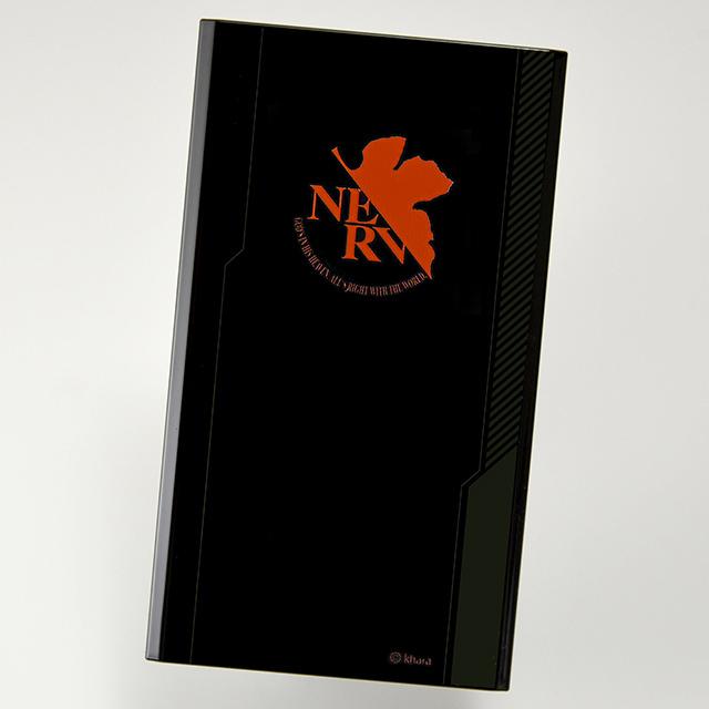エヴァンゲリオン ネルフロゴマークデザイン1 (黒)