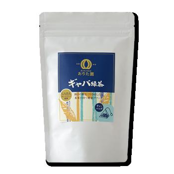 ギャバ緑茶