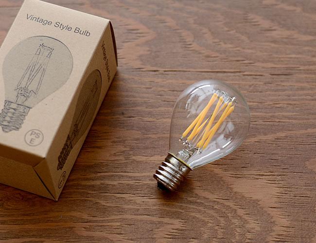 LED電球 E17 ボール型 40W相当 調光対応