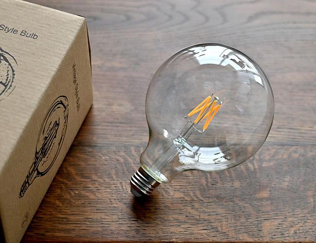 LED電球 E26 ボール型 L 50W相当 調光対応
