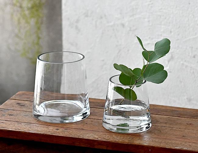 トラペ ガラスベース
