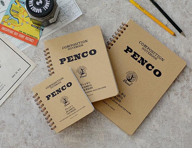 PENCO コイルノート