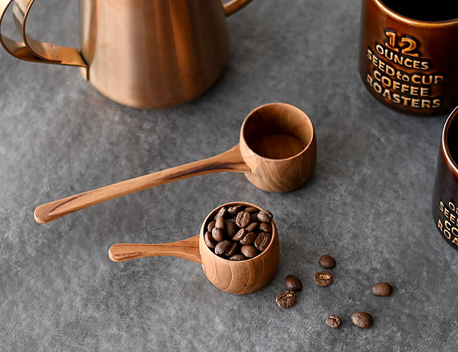 TEAK コーヒーメジャー