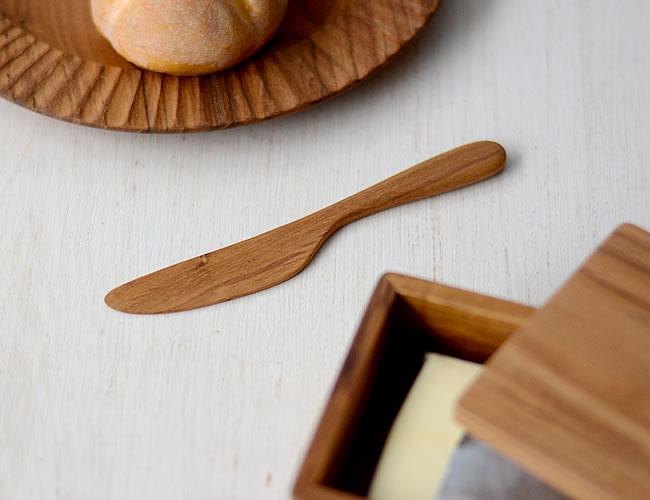 チーク バターナイフ *