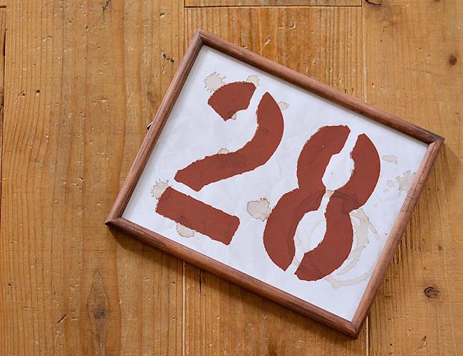 グラフィックフレーム L No,28