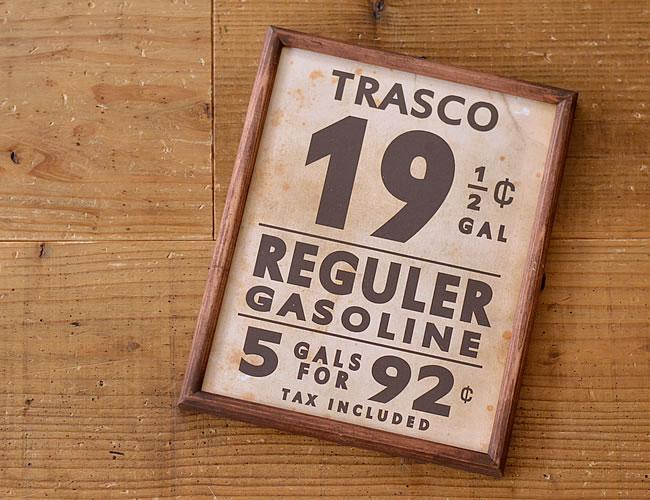 グラフィックフレーム L TRASCO