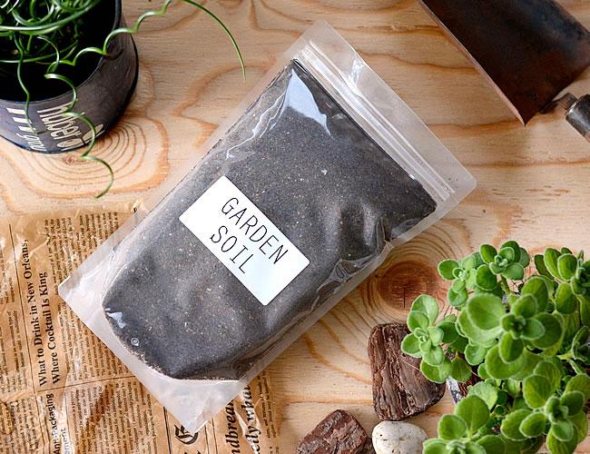 GARDEN SOIL(園芸培養土)