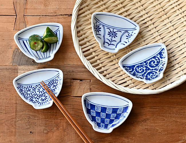 お茶碗豆皿