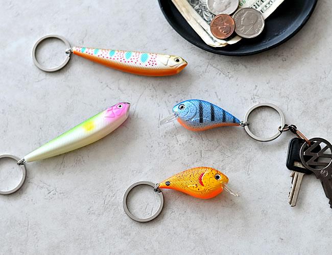 FISH キーリング *