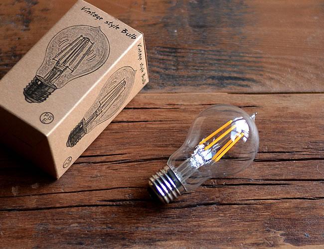 LED ビンテージバルブ レトロ型 40W相当
