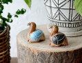 木彫りバード