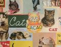 Cavallini & Co. ポスター キャット