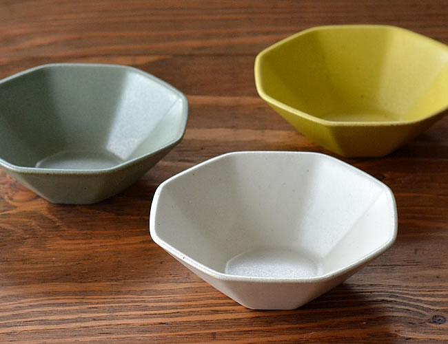 オクトゴーヌ 4.5寸小鉢