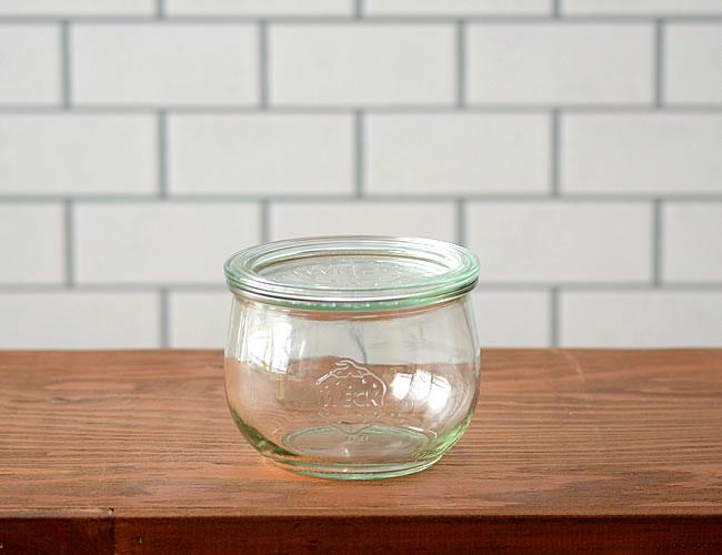 WECK ガラスキャニスター Tullp 744